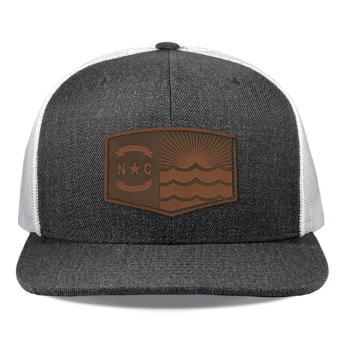 Richardson-511-charcoal-white-north-carolina-beach-leather-patch-hat