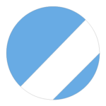 Carolina Blue/White Flat Bill Trucker
