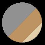 Heather/Birch/Biscuit Flat Bill