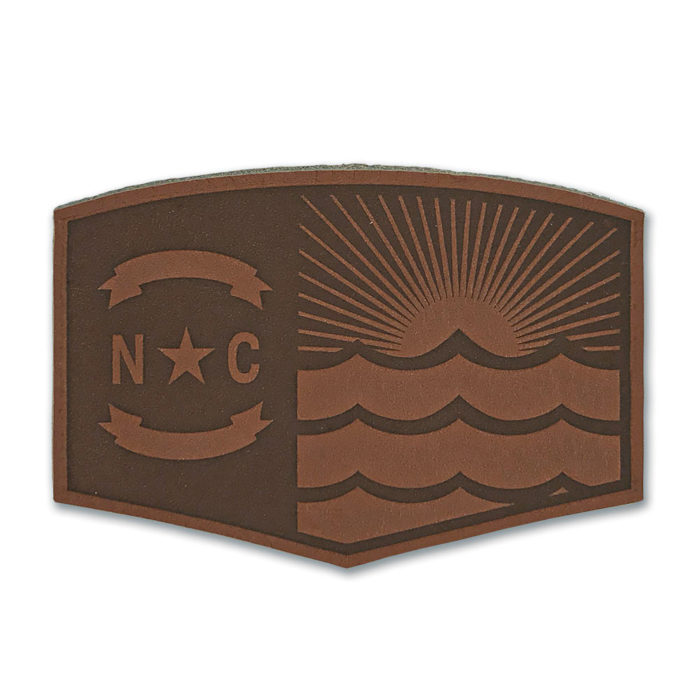 north-carolina-beaches-leather-patch
