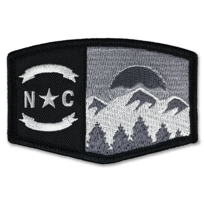 north-carolina-mountains-patch-black