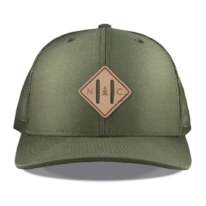 richardson-112-loden-leather-strap-patch
