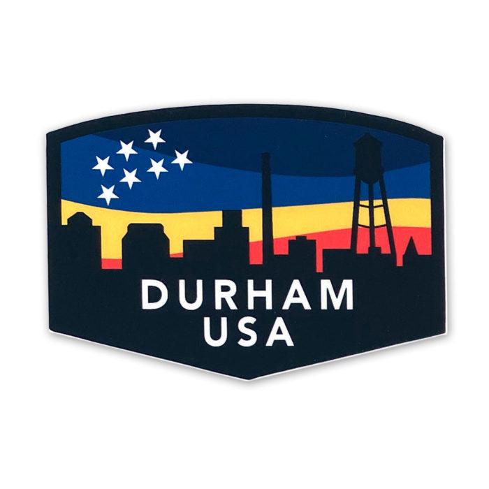 old-east-durham-skyline-sticker