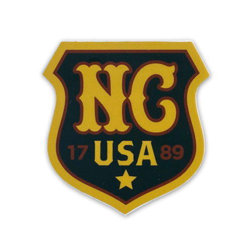 old-east-nc-shield-sticker