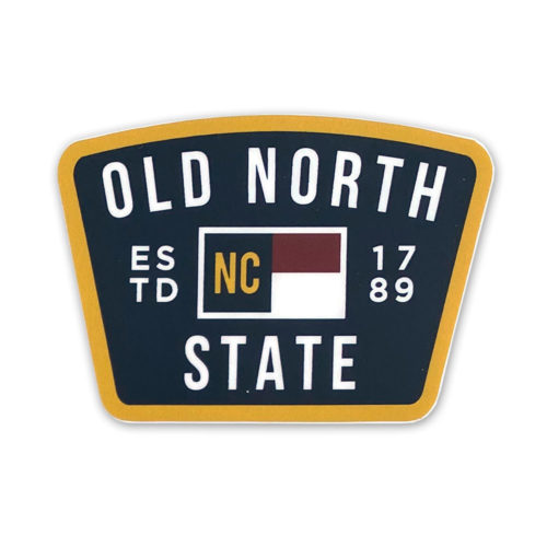 old-east-old-north-state-sticker