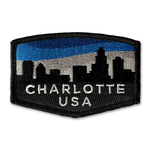 charlotte-skyline-patch