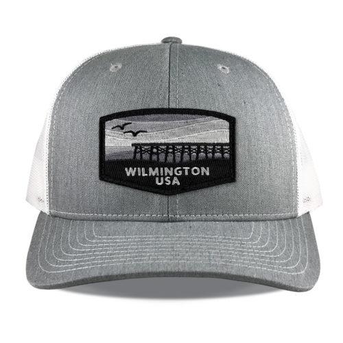 richardson-112-heather-white-wilmington-blackout-patch-hat