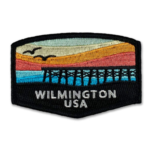 wilmington-coastline-embroidered-patch